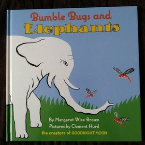 Bumble Bugs and Elephants Book